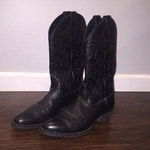 Like New Men's Ariat cowboy boots